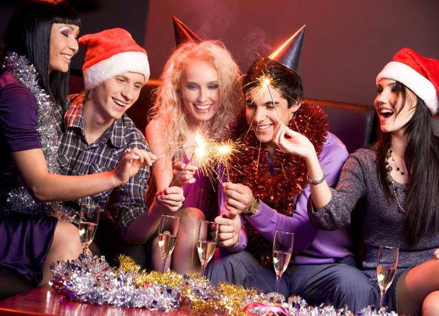 new year parties in minsk