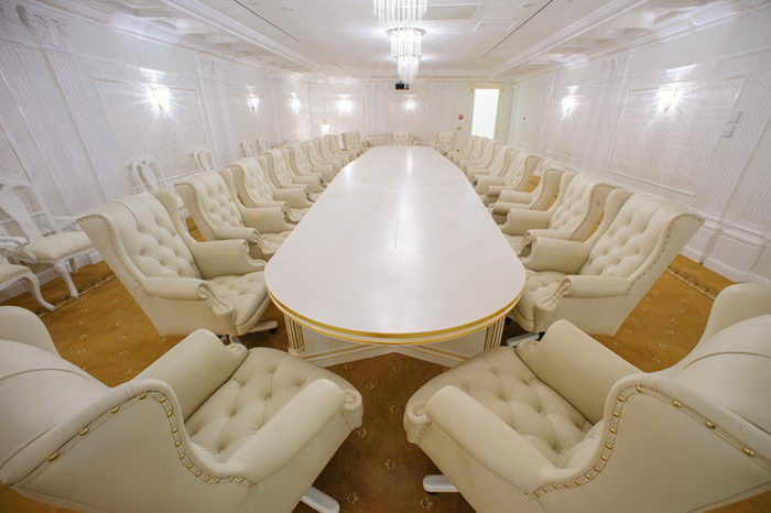 conference hall in president hotel
