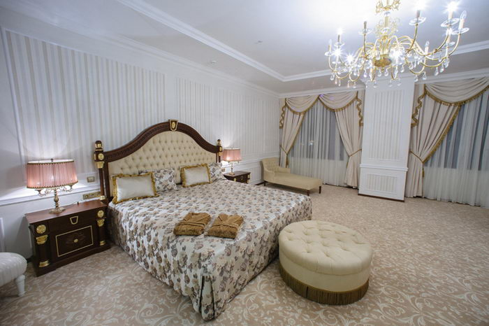 president suite bedroom minsk