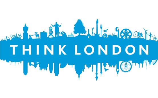 think london logo brend