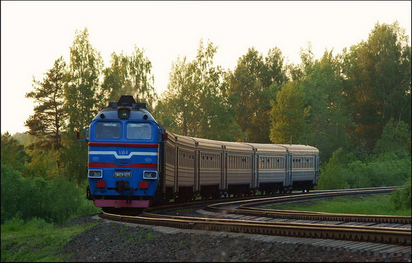 train from minsk to vitebsk