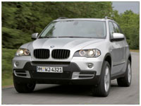 car rent service in Minsk (BMW X5)