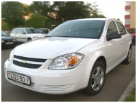 car rent Chevrolet Cobalt