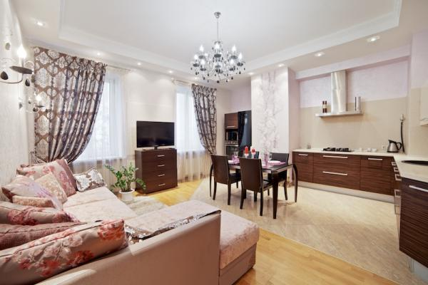 Nezavisimosti ave 12 apartment in Belarus -