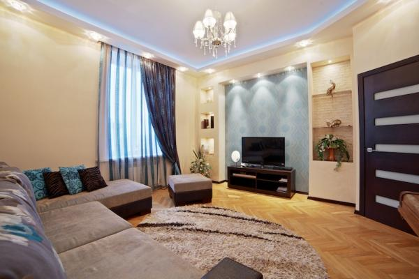 Royal suite accommodation in Minsk on Nezavisimosti ave 12