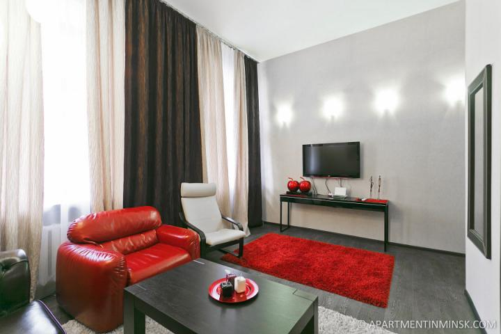 Luxury apartment in the very center for rent