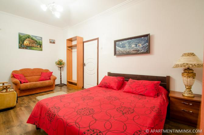 Ulianovskaya str 3 apartment with 3 ROOM apartment for $90.00