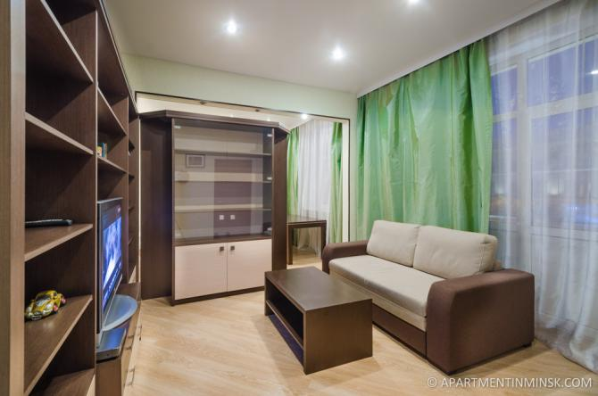 Nezavisimosti ave 23 apartment in Belarus -