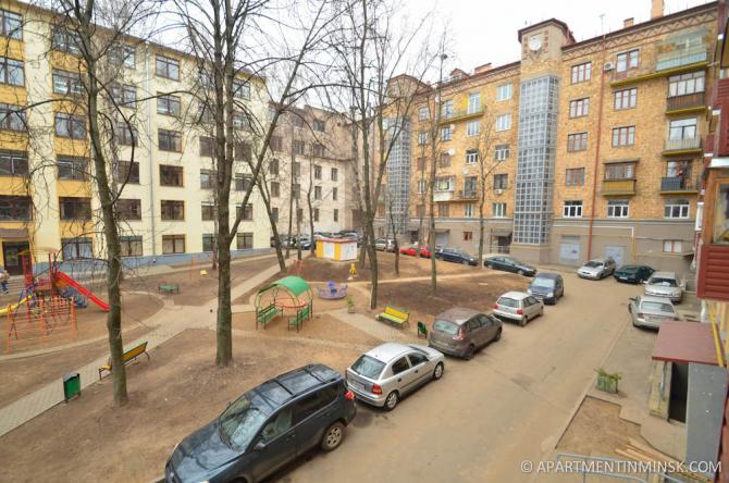 Rent a room in Minsk, Europe studio apartment