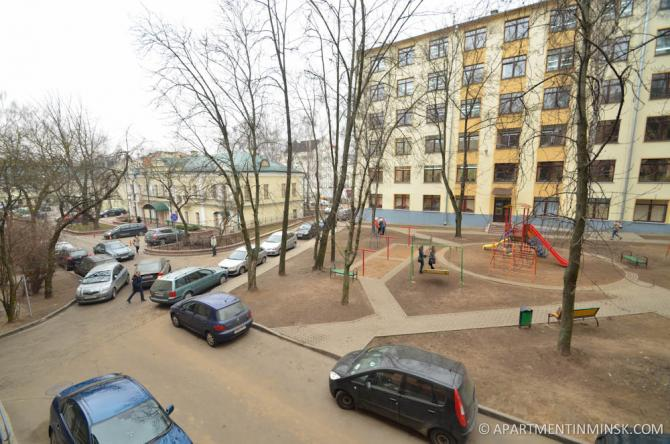 Luxury apartments for rent on Internatsionalnaya str 15