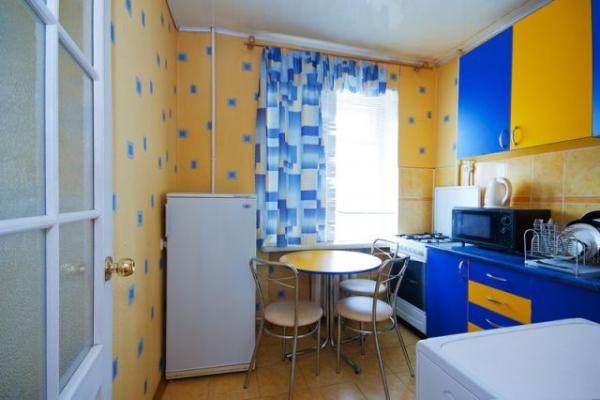 Budget apartment in Minsk on Kolasa street for rent