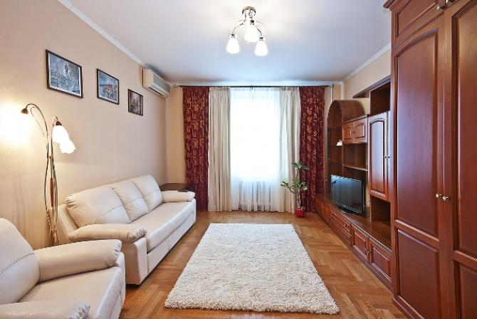 Kozlova str 2 apartment in Belarus -