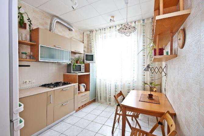 Kozlova str 2 apartment with 2 ROOM apartment for $75.00