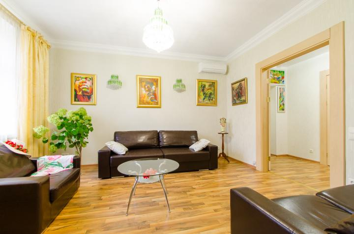 Minsk Luxury flat with 4 ROOM apartment