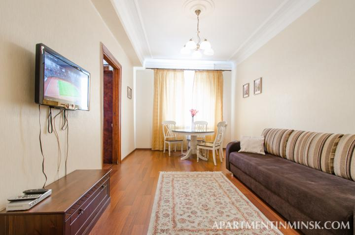 Nezavisimosti Avenue 18 apartment for rent