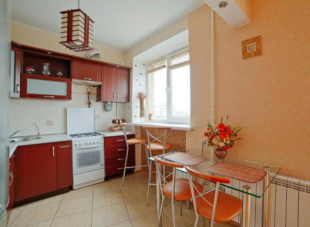 Kalvariyskaya str 2 apartment with 1 ROOM apartment for $63.00