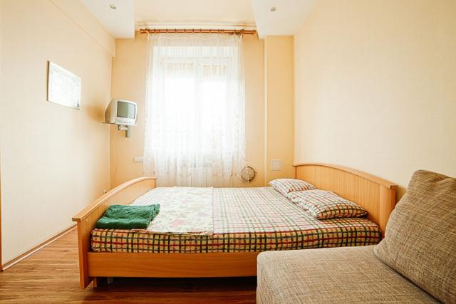 Spacious 2 room apartment in Minsk for rent