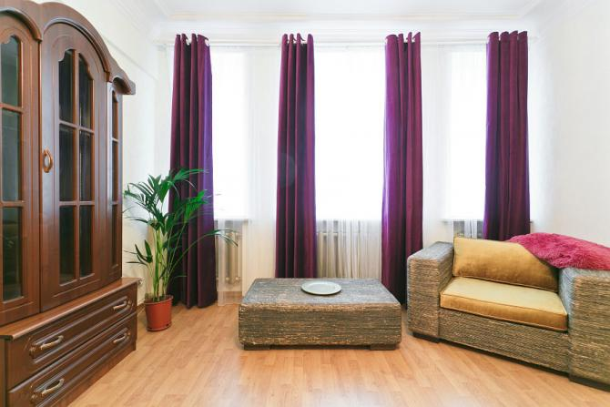 Rent a room in Minsk, President apartment on Karla Marksa