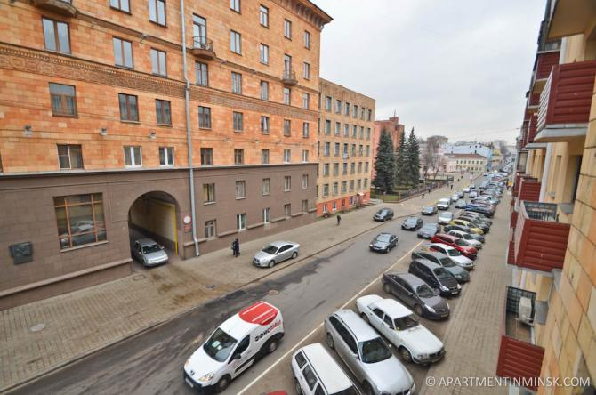 Minsk Luxury hotel on Internatsionalnaya str 17