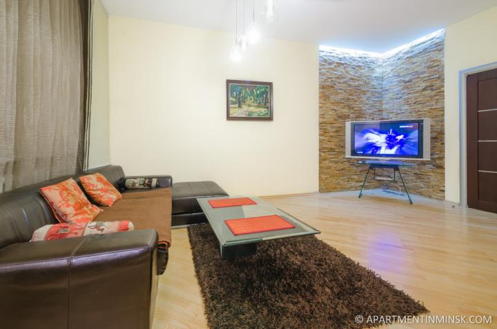 Internatsionalnaya str 17 apartment in Belarus -