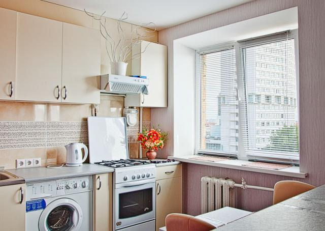 Kalvariyskaya str 2 apartment with 1 ROOM apartment for $65.00