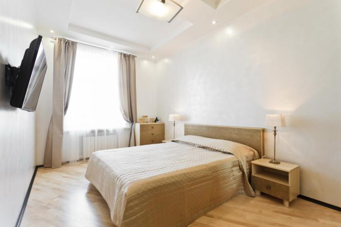 Royal suite accommodation in Minsk on Nezavisimosti ave 46
