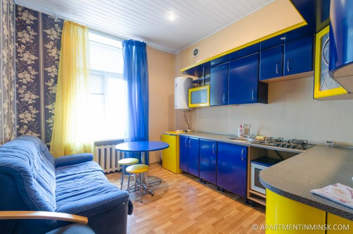 Apartment near Minsk Hotel for rent