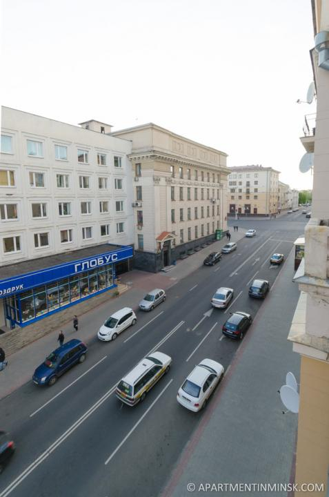 Rent a room in Minsk, Apartment near Minsk Hotel