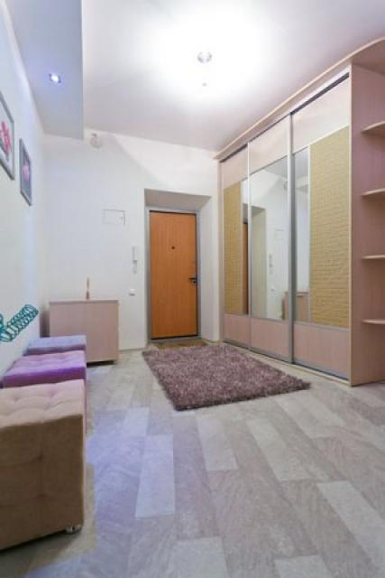 Rent a room in Minsk, Stylish apartment near Golden Coffee