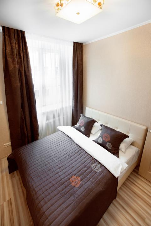 Luxury accommodation in Minsk on Karla Marksa str 21