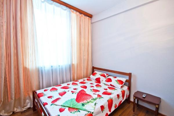 Rent a room in Minsk, 2 bedroom apartment on the Victory square