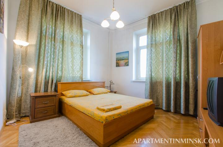 Travel to Belarus - Budget accommodation for $100.00