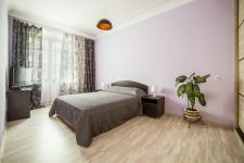 Minsk apartment near the Crowne Plaza Hotel