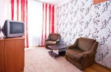 Budget apartment in Minsk on Kolasa street